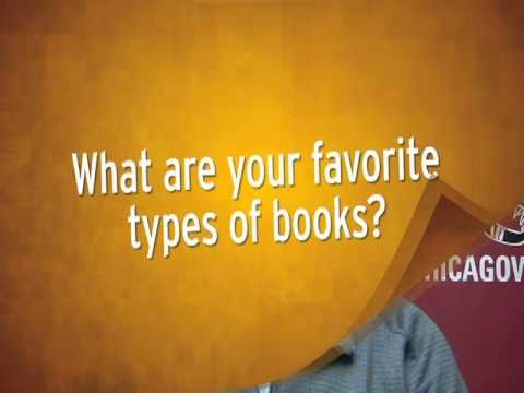 Joey Crabb's Favorite Books