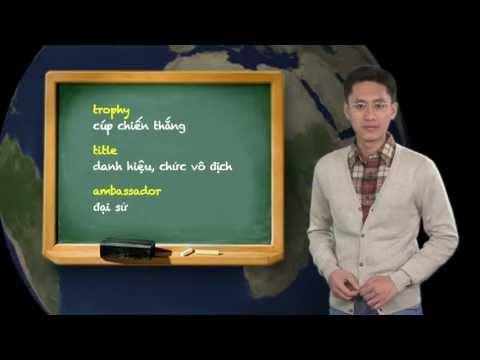 Học tiếng Anh qua tin tức - Nghĩa và cách dùng từ Disappear (VOA)