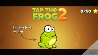 Tap The Frog 2 IPhone Game Trailer