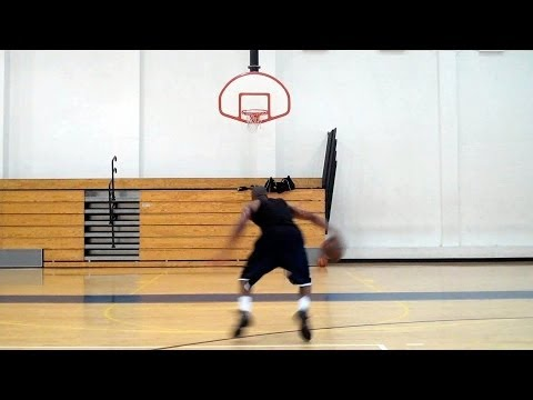 Kyrie Irving Windshield Crossover-Combo Attack | Pound-Cross, Half-Cross-Crossover | Dre Baldwin