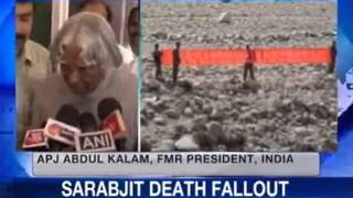 Former Indian President Kalam Slams Govt over China