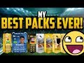 FIFA 12-14 | MY BEST PACKS EVER! w/ TOTY, TOTS and MORE!