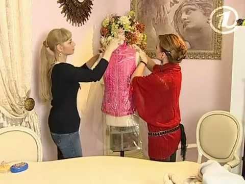 055 - Ольга Никишичева. Жилетка своими руками