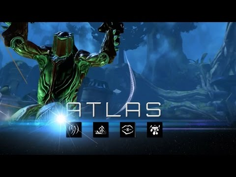 Warframe Atlas