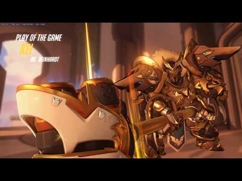 Overwatch: Tracer/Ana on Oasis + Kei POTG