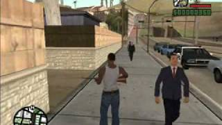 Popularne Kody Do GTA San Andreas