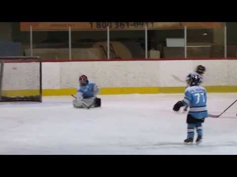 But de Maxime Briand ( 31 )  vs Chandler 26-01-14