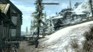 Skyrim Hearthfire : Windstad Manor W/ Stone Quarry & Clay
