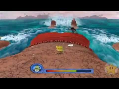 The spongebob squarepants movie video game playthrough minimal