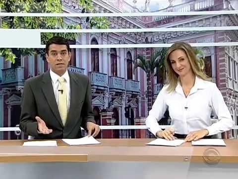 Pousada Aracema no Bom Dia Santa Catarina - RBS TV Globo
