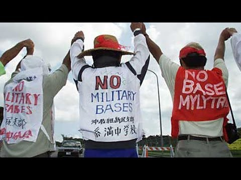 Okinawa's Revolt: Decades of Rape, Environmental Harm by U.S. Military Spur Residents to Rise Up