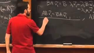 Lec 15 - Linear Algebra | Princeton University