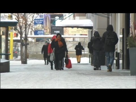 Polar Vortex Returns: Winter Storm Targets East Coast