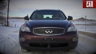 2012 Infiniti EX35 AWD Review and 0-60 MPH Drive videos