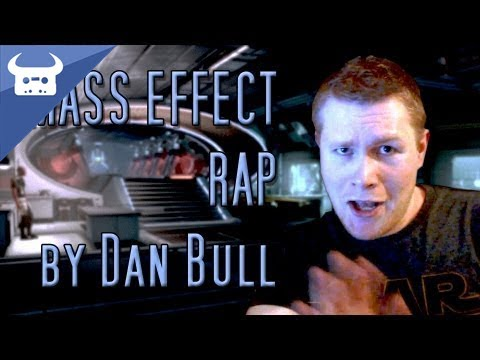 MASS EFFECT EPIC RAP - Dan Bull