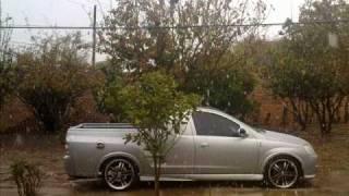 Chevrolet Tornado/montana Reseña