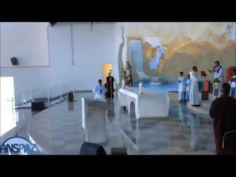 Santa Missa | 15.03.2020 | Padre Paulo Sérgio Mendes | ANSPAZ