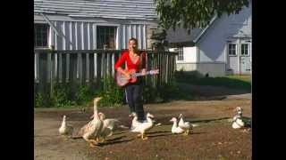 """Merry Go Round"" By Antje Duvekot (semi-official Video"