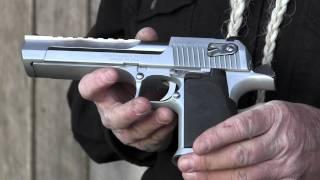 Magnum Research 50 Action Express Desert Eagle Gunblast
