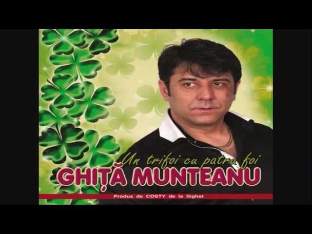 Preview Ghita Munteanu - Un trifoi cu patru foi album nou 2013