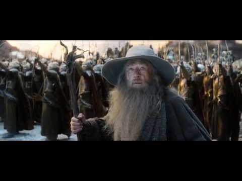 "The Hobbit: The Battle of the Five Armies - 15"" Trailer Tease - Official Warner Bros. UK"