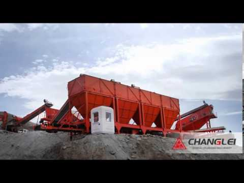 Gold Ore crusher machine in Greenland