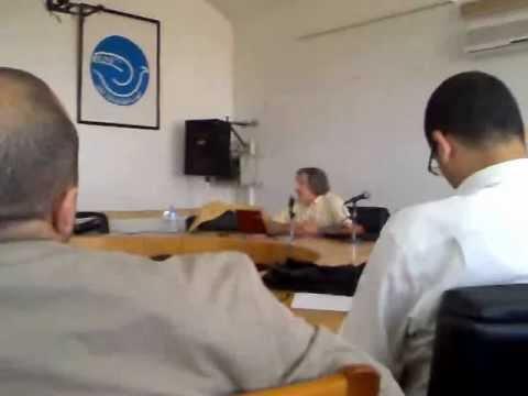 Conférence sur la communication médiatisée & E-learning Animé par Daniel Peraya (Day1-Part2)