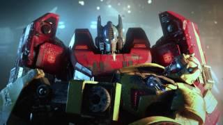 Transformers: Fall of Cybertron - VGA 2011: WORLD PREMIERE Debut Trailer (EN+DE)