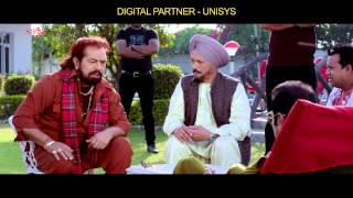 BEST COMEDY SCENE FROM BRAND NEW PUNJABI MOVIE ** JATTS IN