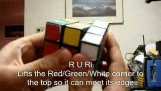 How to Solve a Rubik's Cube - Part 3b Answer - Swapped Edges