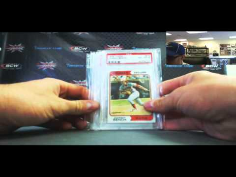 Shawn's Heroes of Sport Chapter II Baseball Box Break