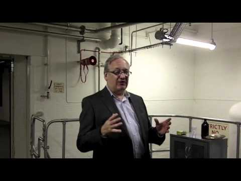Desmond Payne on Distilling Beefeater Gin – Video