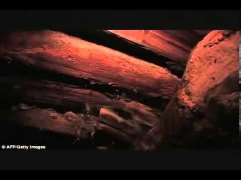 Arca de Noé -Fotos e video da Arca de Noé encontrada no monte Ararat