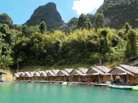 Thailand. Khao Sok National Park 2013