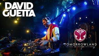David Guetta live Tomorrowland 2018