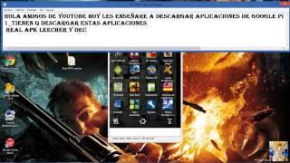 Descargar Aplicaciones De Google Play En El Pc