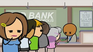 The Oven – Cyanide & Happiness