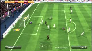 Fifa 14: Messi & Neymar VS C.Ronaldo & Gareth Bale