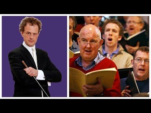 MUST WATCH!  Choir Sings Pachelbel Canon Medley