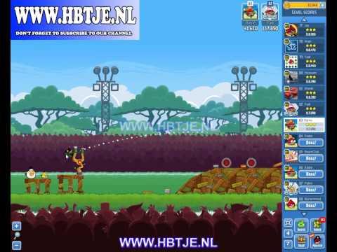 Angry Birds Friends Tournament Week 79 Level 6 high score 120k (tournament 6)