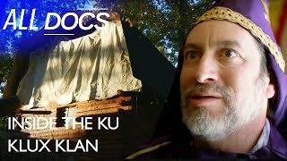 Inside the Ku Klux Klan - Meeting The Imperial Wizard | KKK Documentary | Documental