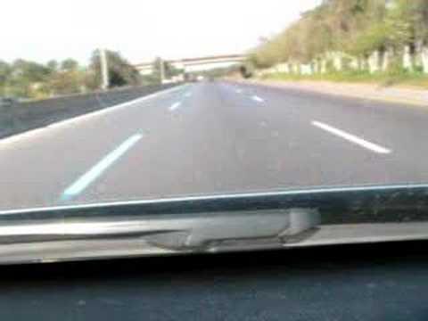 Sur l'autoroute de Zeralda