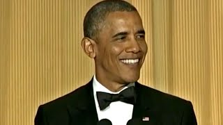 Obama Hits Racist Rancher at 2014 White House Correspondents' Dinner