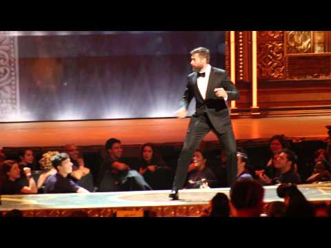 Tony Awards Dress Rehearsal, Hugh Jackman - June 8, 2014