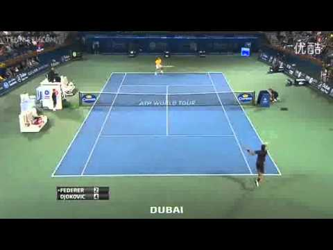 Novak Djokovic-His Top 10 Greatest Backhand shots HD.flv