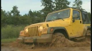 Offroad-Tour im Jeep Wrangler Motorvision testet die Offroad videos