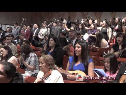 Alabanza - Grande Eres Dios (4° ensayo conferencias febrero 2014)