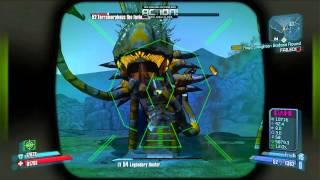 Borderlands 2 Terramorphous Kill Using Safe Spot Method