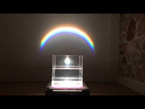Yenilikçi Fizik Deneyleri - Gökkuşağı