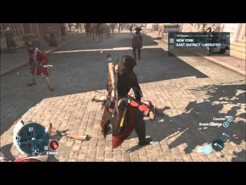Special Weapons and Inventions Crafting Guide + Weapons Combat Demo - Assassins Creed 3